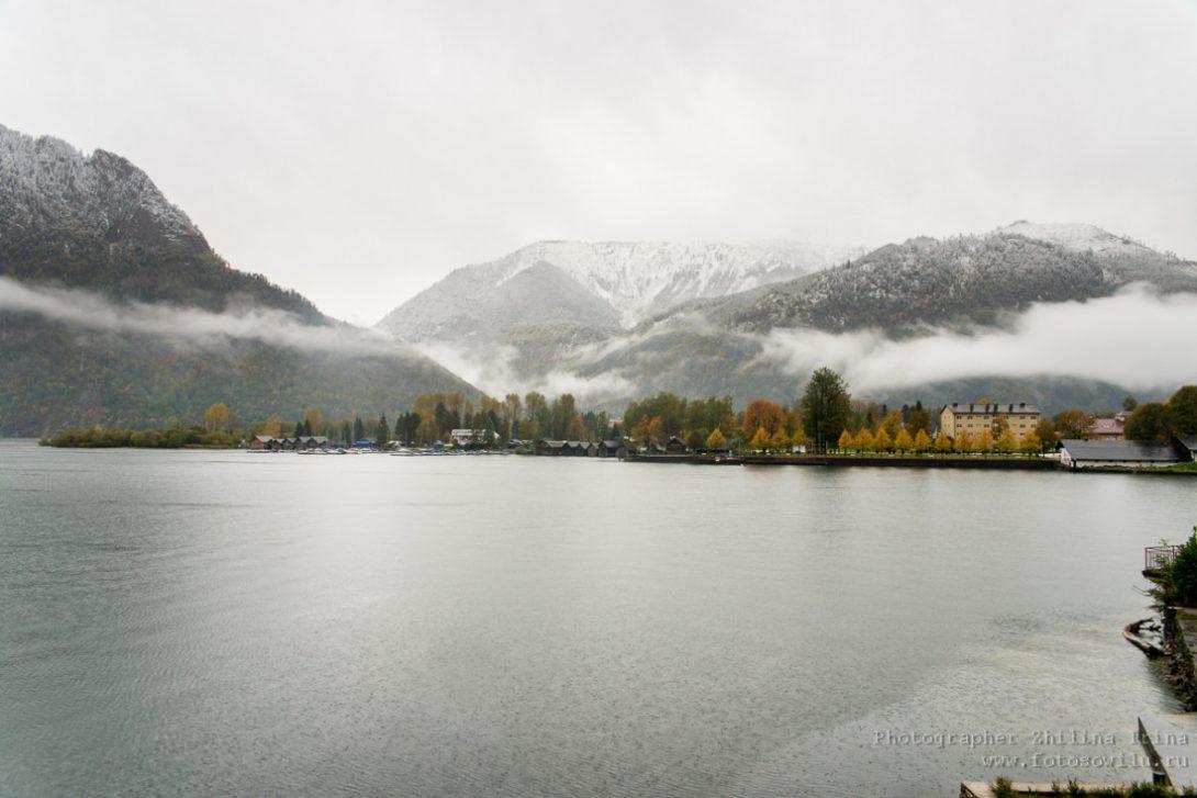 Австрия, путешествие, Альпы, отдых, природа, nature, travel, Austria, осень, autumn, oсtober