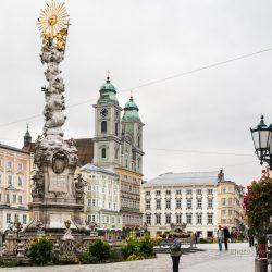 что смотреть в Австрии, достопримечательности Австрии, на машине по Австрии, куда поехать в Австрии, Линц, что смотреть в Линц, достопримечательности Линца