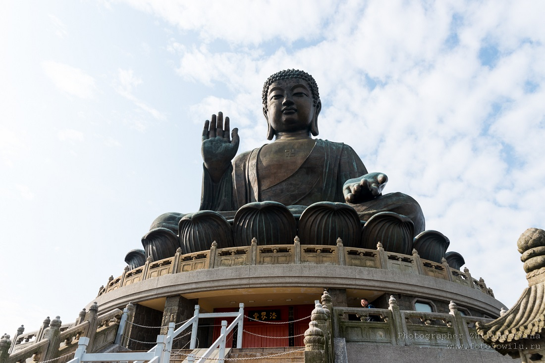 Гонконг, что смотреть в Гонконге, путеводитель по Гонконгу, достопримечательности Гонконга, один день в Гонконге, путешествие, Большой Будда, своим ходом