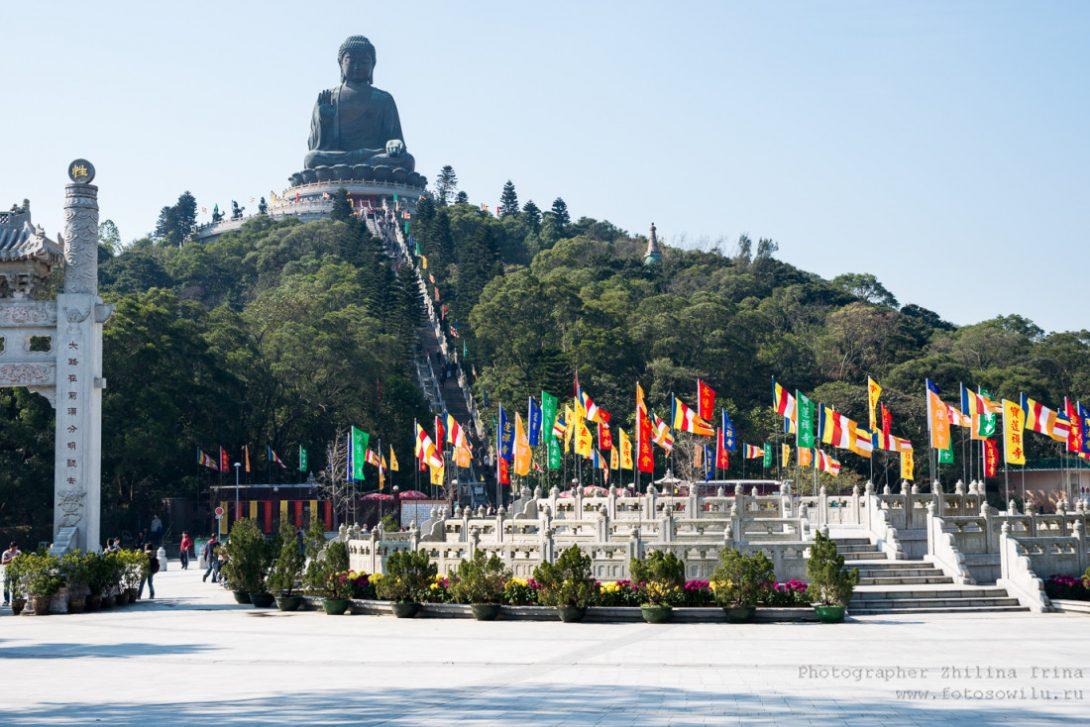 Гонконг, Hong Kong, путешествие, один день, что посмотреть, достопримечательности, Travel, Большой Будда, Big Buddha