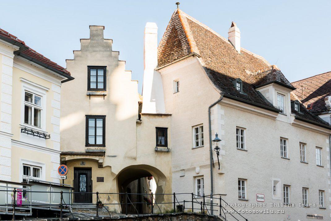что смотреть в Австрии, куда поехать в Австрии, Кремс-на-Дунае, путешествие по Австрии,