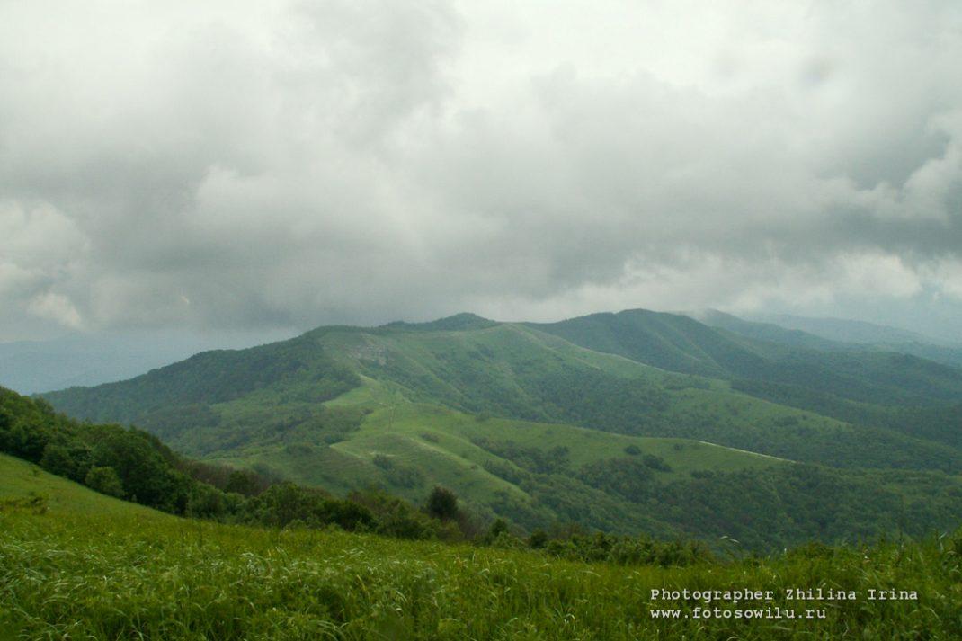Поездка в горы на джипах, Геленджик
