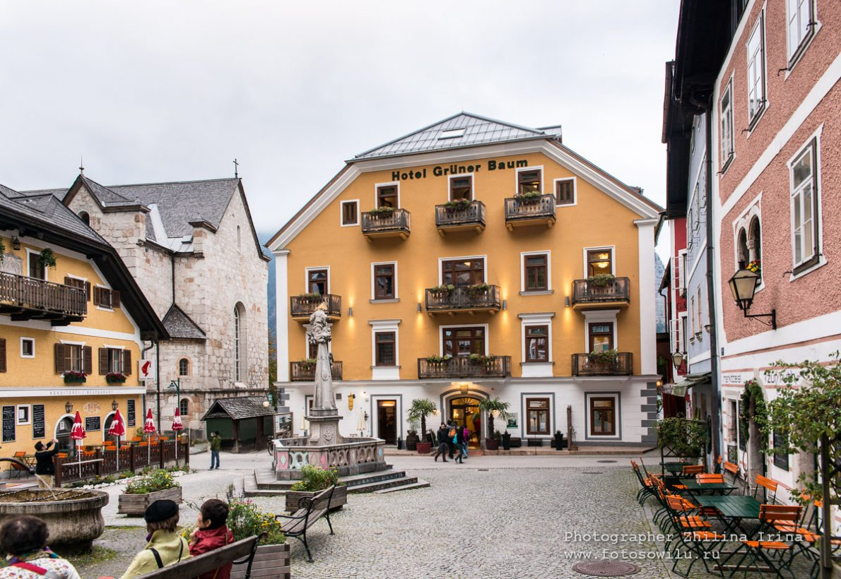 Гальштат, что смотреть в Австрии, куда поехать в Австрии, путешествие по Австрии, города Австрии, на машине по Австрии