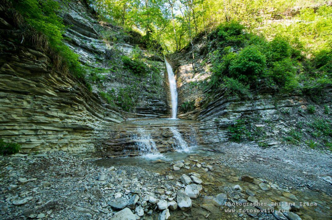 путешествие по России, Геленджик, куда поехать отдыхать, что смотреть в Геленджике, достопримечательности Геленджика, поездка на джипах, водопад