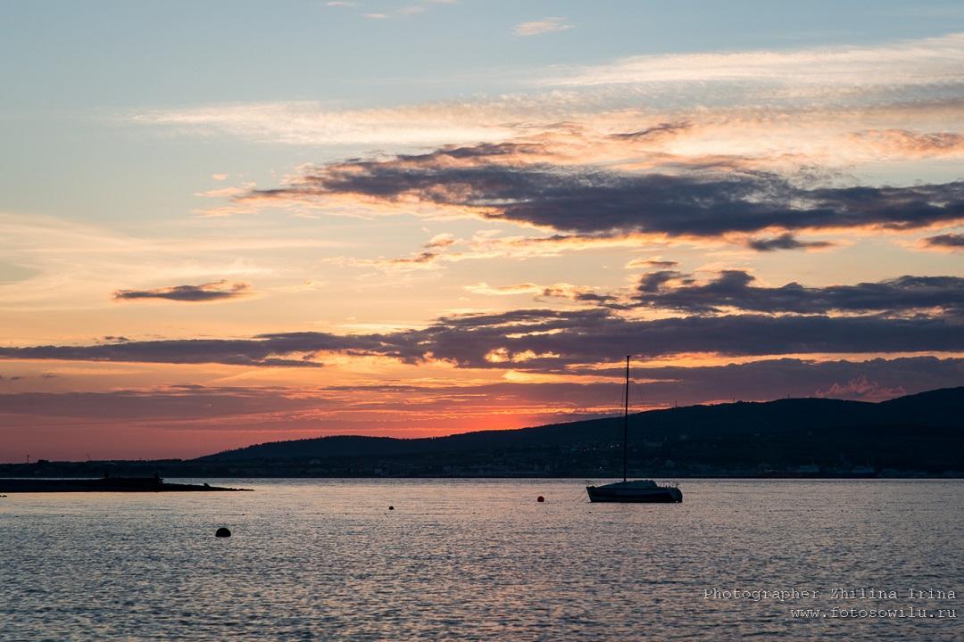 закаты Геленджика, что смотреть в Геленджике, куда поехать в Геленджике, куда поехать на черном море, отдых на черноморском побережье, отдых на море