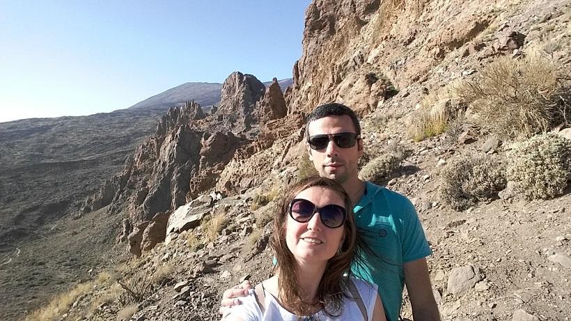 скалы Де Гарсия