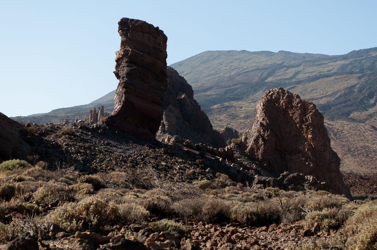 Скалы де Гарсия (исп. Roques de García)
