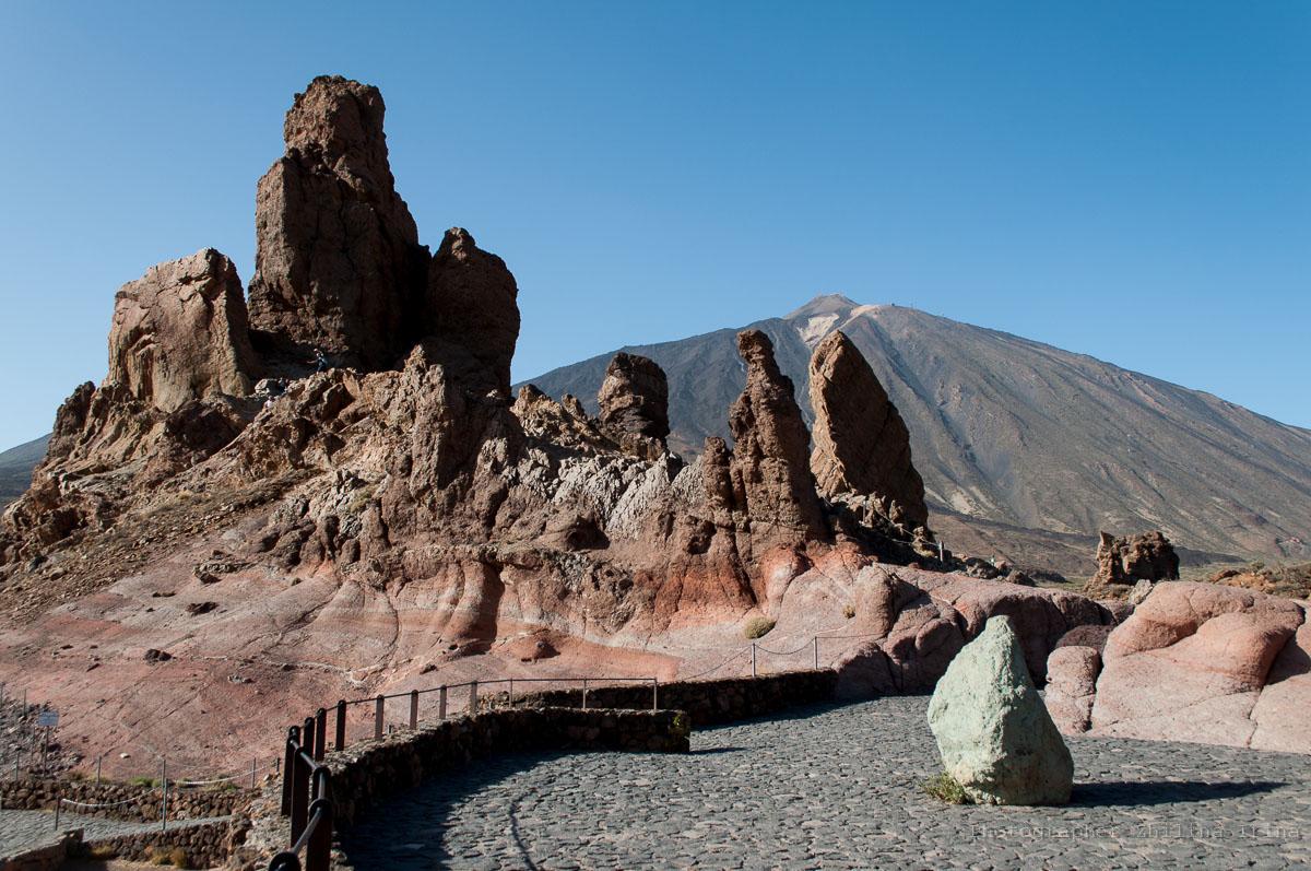 Скалы де Гарсия Roques de García