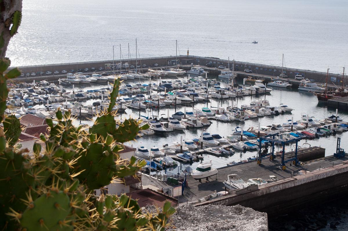 порт Лос Гигантес (Acantilado de Los Gigantes)