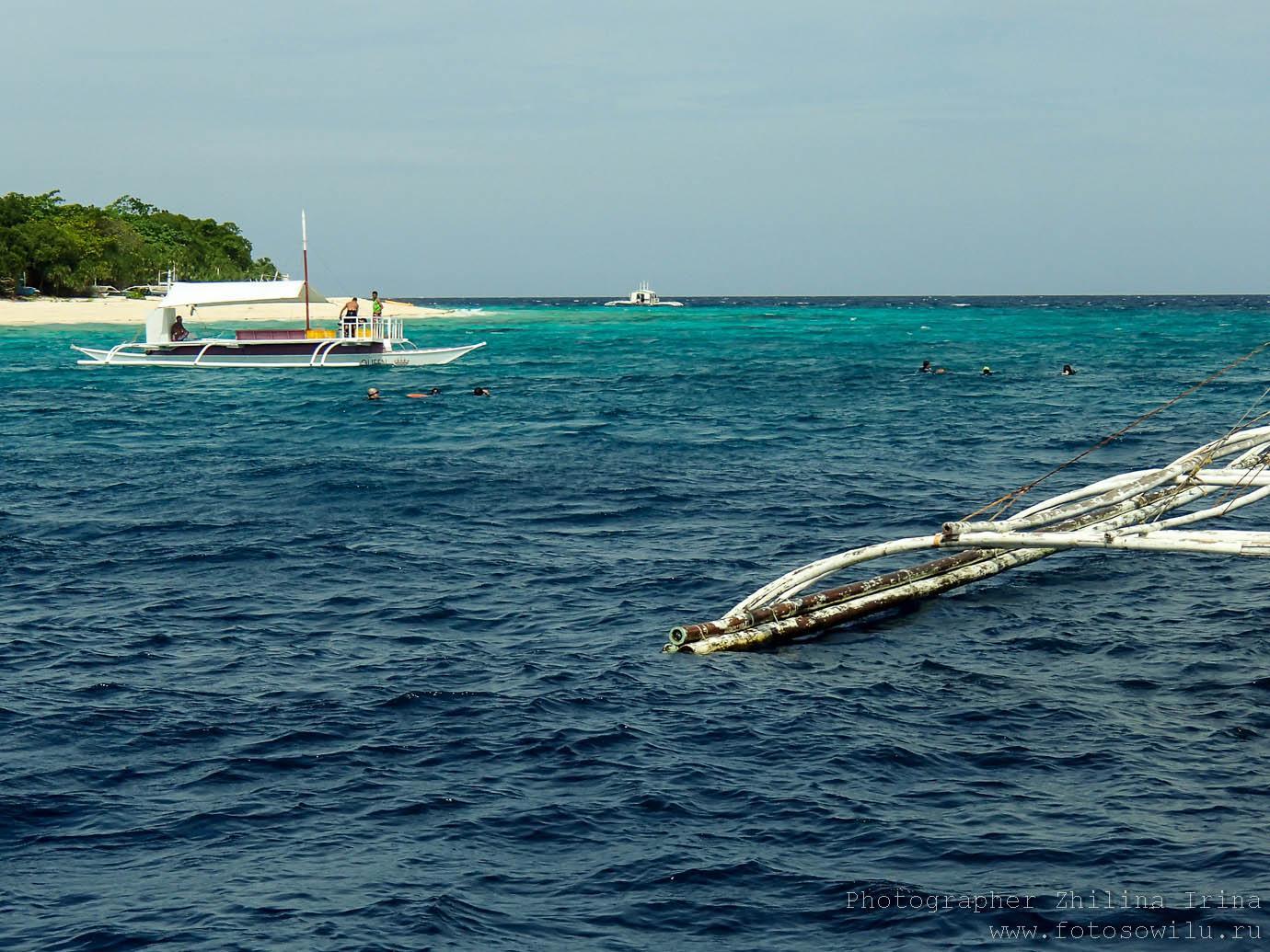 Панглао, лодка, Бохол, Баликасаг