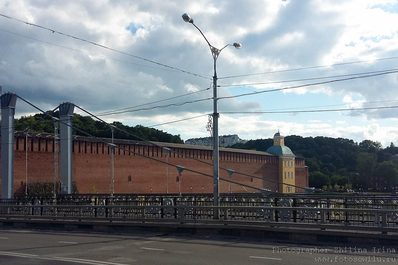 Смоленск, что смотреть в России, города России, поездки по России, отдых в России, стена