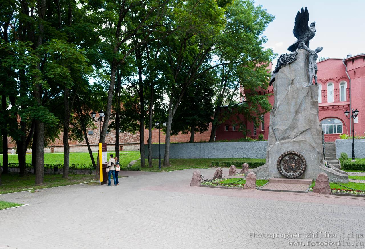 Смоленск, что смотреть в России, города России, поездки по России, отдых в России, мемориал войны 1812 года