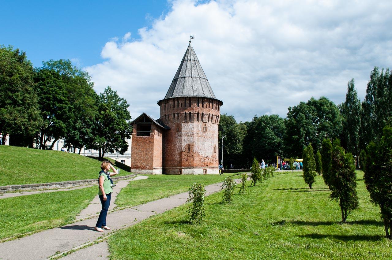 Смоленск, что смотреть в России, города России, поездки по России, отдых в России, крепостная стена