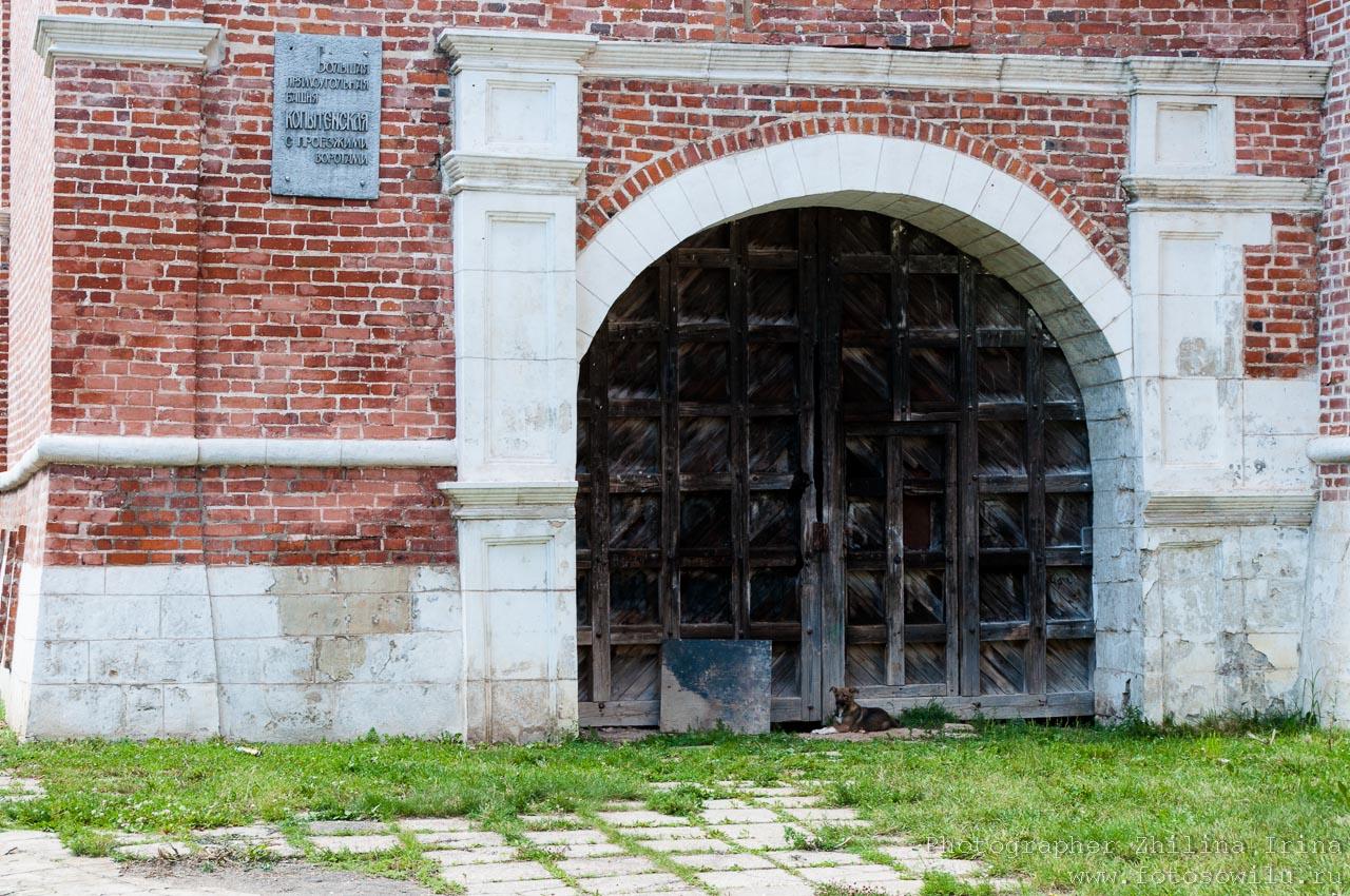 Смоленск, что смотреть в России, города России, поездки по России, отдых в России, крепостная стена, копытенские ворота