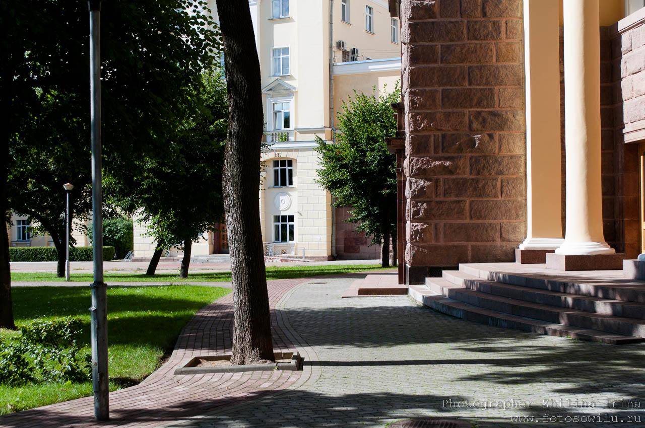 Смоленск, что смотреть в России, города России, поездки по России, отдых в России, Театр