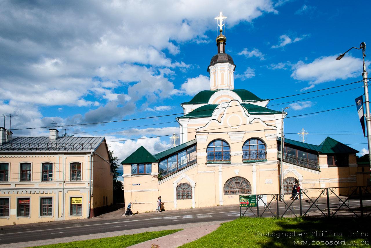 Смоленск, что смотреть в России, города России, поездки по России, отдых в России, Прогулка по смоленску, Троицкий собор