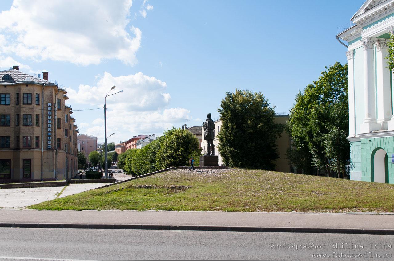 прогулка по Смоленску, что смотреть в России, города России, поездки по России, отдых в России,