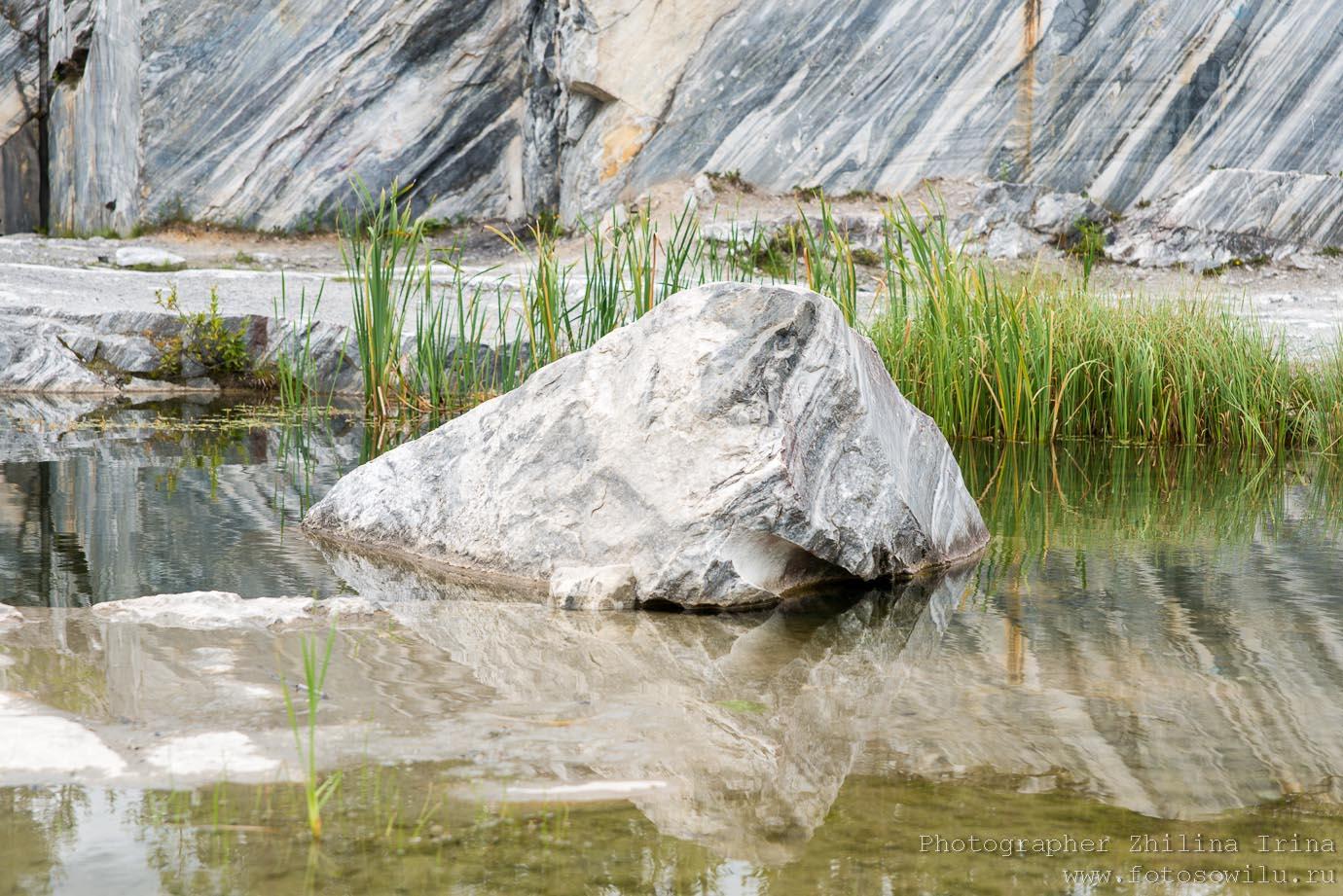 Горный парк, Карелия, горный парк, куда поехать отдыхать, отдых в России, что смотреть в России, Итальянский карьер