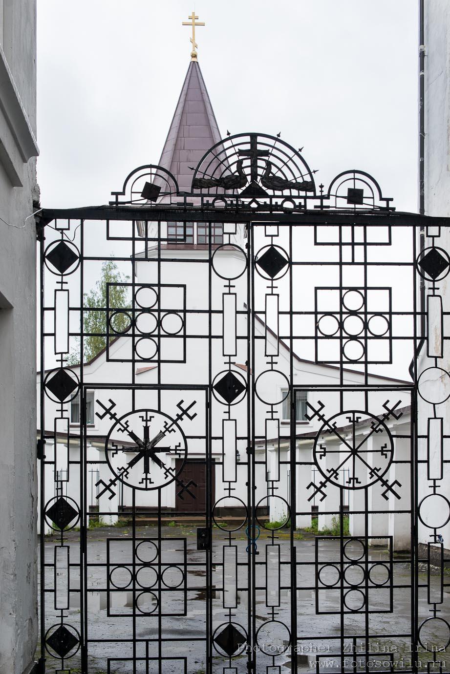 Карелия, туризм в России, Церковь Иоанна Богослова в Сортавале, чьто смотреть в России, куда поехать в России, туры по России